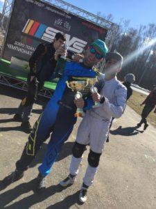 26/03/2017 — 6-й этап SWS Leader Sprint Cup 2017