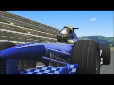 Бернард — Автогонки