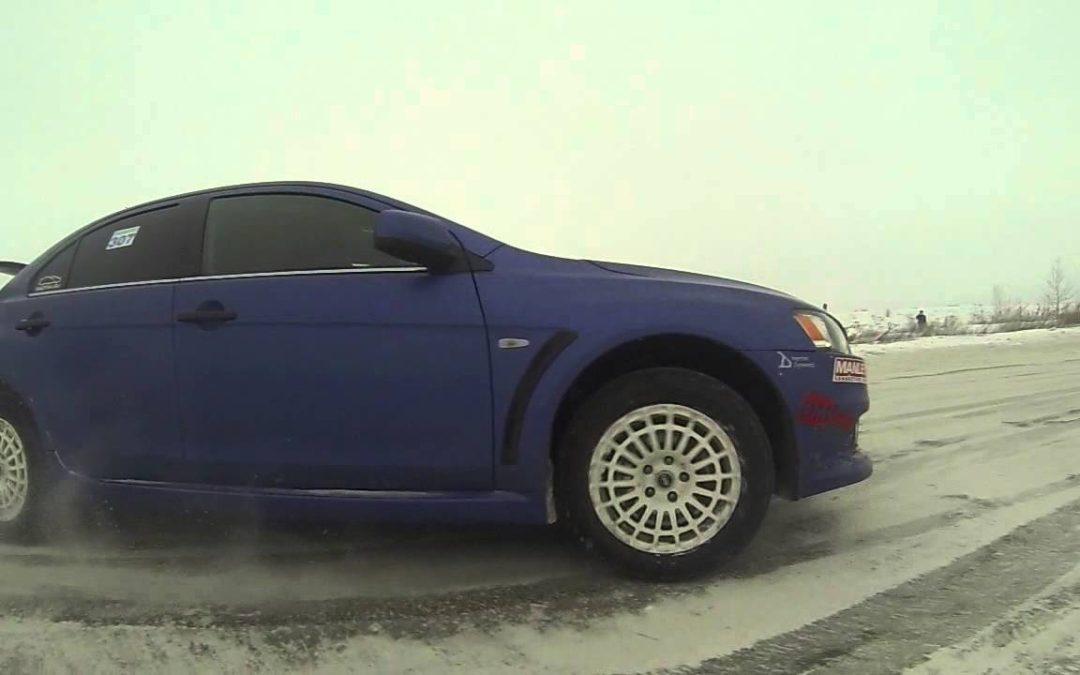 «Ледовый ринг» зимние автогонки на трассе БЦВВМ