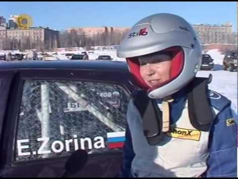 Автогонки в Ижевске на ипподроме