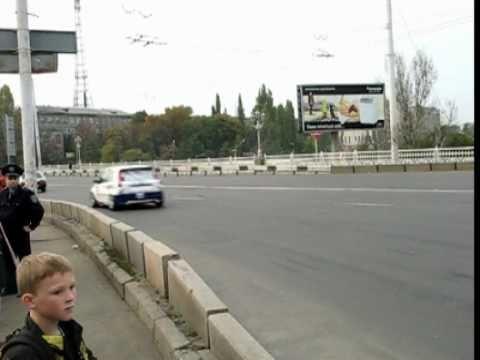 АвтоГонки «Гран при Одессы 2010» — 1 день