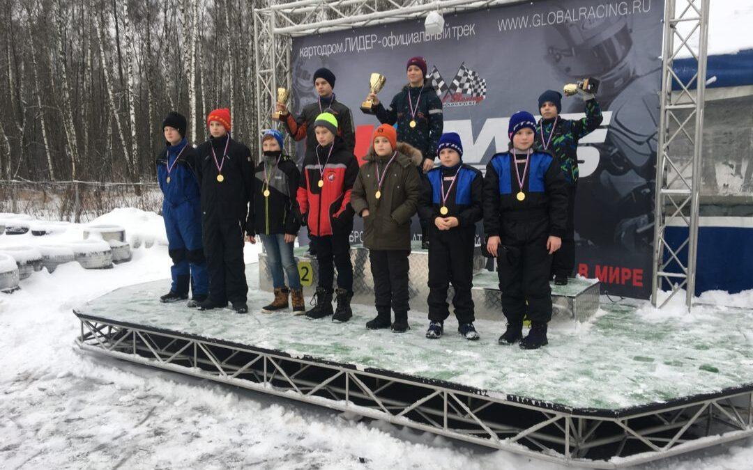 21/01/2018 — 1й этап SWS Leader Junior Cup 2018