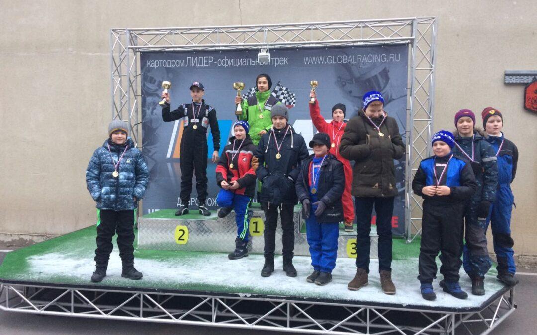 26/11/2017 — 22-й этап SWS Leader Junior Cup 2017