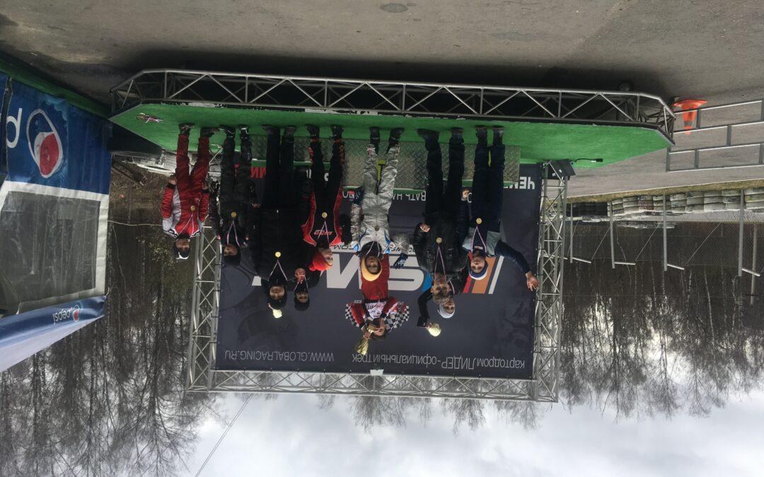 22/04/2018 — 7-й этап SWS Leader Junior Cup 2018