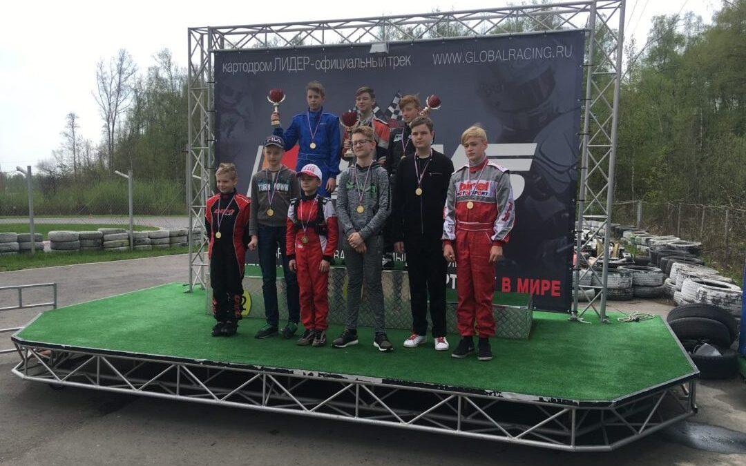 05/05/2018 — 8-й этап SWS Leader Junior Cup 2018