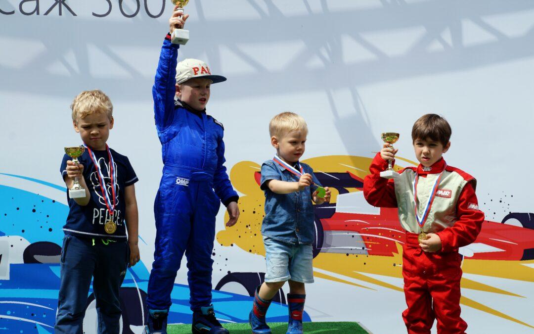 12-й этап клубных соревнований Micro Race 2017