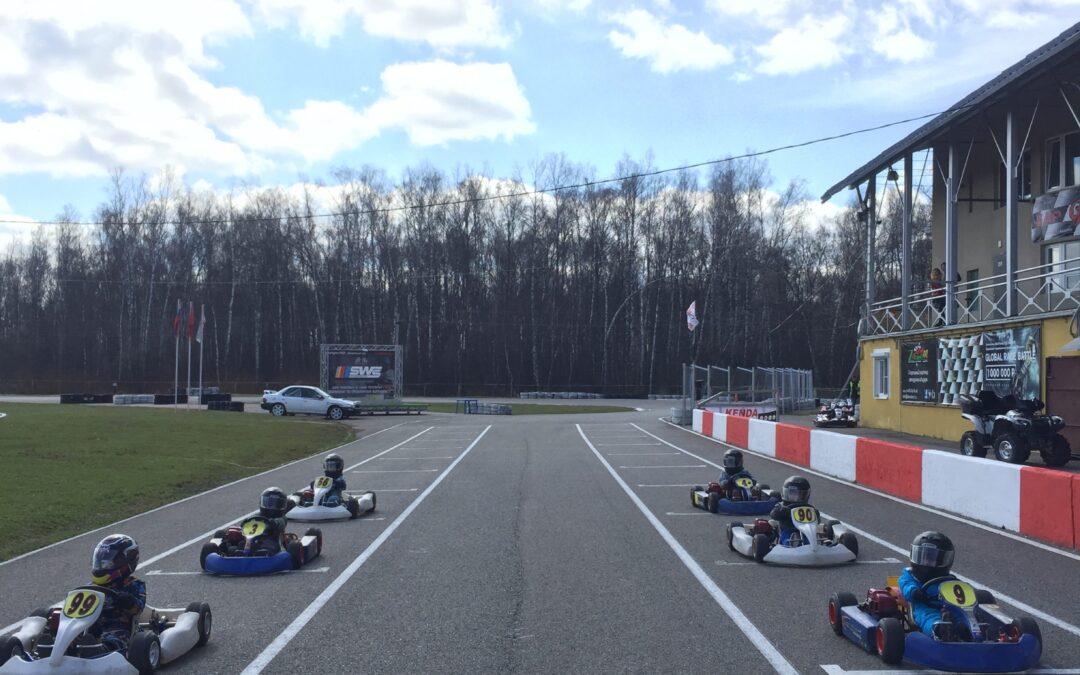 15/04/2017 — 2й этап Micro Race 2017