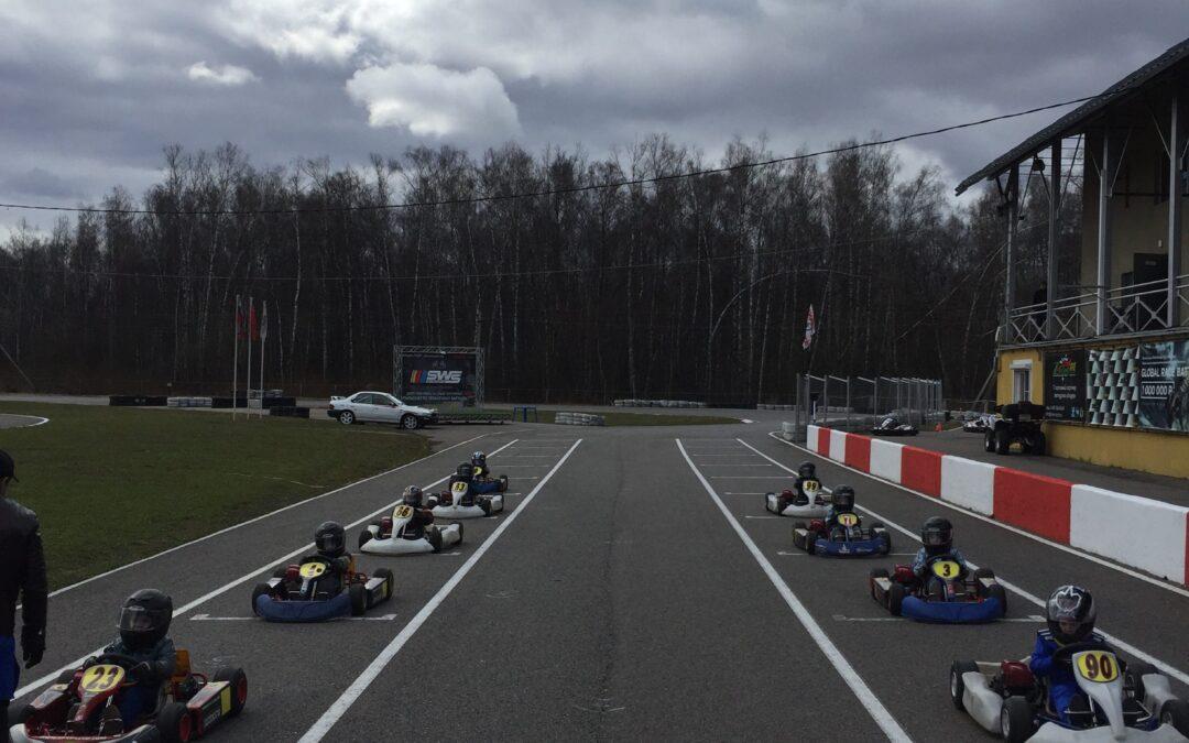 23/04/2017 — 3-й этап Micro Race 2017