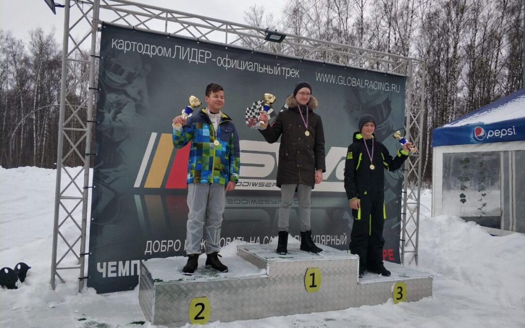 24/02/2019-4-й этап SWS Leader Junior Cup 2019